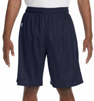 Russell Athletic Men's Team Athletic Cut 100% Nylon 9 Inches Mesh Short. 659AFM