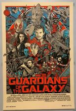 Tyler Stout GUARDIANS OF THE GALAXY Mondo Poster Print