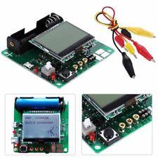 Mega328 Transistor Tester Diode Triode inductor Capacitance ESR Meter LCR LED PL