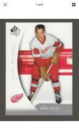 Mr Hockey 05-06 Upper Deck SP Authentic