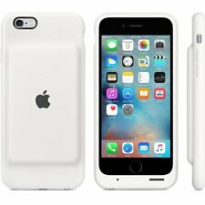 Apple iPhone 6/6s Smart Battery Case (White) MGQM2LL/A (Retail Box)