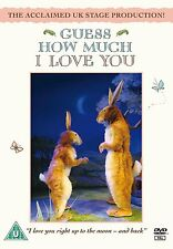 NEW & Sealed Guess How Much I Love You - The UK Stage Production DVD
