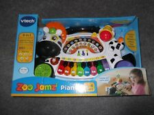 New listing New in box Sealed Vtech Zoo Jamz Sounds Animal Piano
