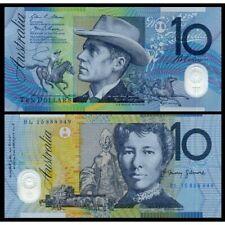 AUSTRALIA  10 Dollars 2015 Polymer UNC P 58 h