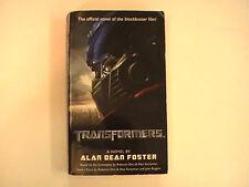 Transformers by Alan Dean Foster (2007, Paperback)