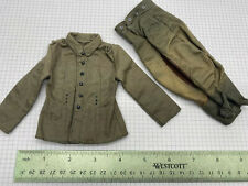 """1/6 Scale Clothing for 12"""" Figure Military WWII German Uniform mix 008"""