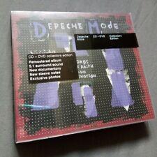 DEPECHE MODE - Songs of Faith And Devotion SACD CD+DVD UK 2006 Colectors Digipak
