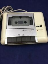Commodore 64 Tape Cassette Drive C2N with manual