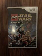 Lego Star Wars: The Complete Saga - Nintendo Wii Complete