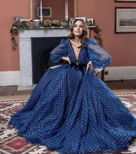 Jenny Packham Kira adornado vestido de tul. Size UK 10/US 6. diseñador