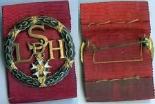 Médaille  - Société d'entraide de la Légion d'Honneur d=40,8mm PIN