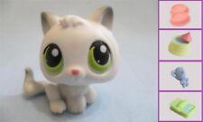 Littlest Pet Shop Cat Baby Kitten White 100 Authentic Lps Exclusive