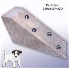 "Dog Ramp 24"" tall x 14"" wide x 40"" Deep Dog Ramp.  Sturdy Ramp."