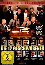 Die 12 Geschworenen * DVD Film Klassiker George C. Scott Jack Lemmon Pidax Neu