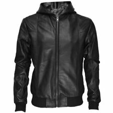 Men's Leather Coats and Jackets