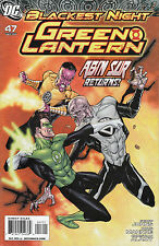 GREEN LANTERN 47...VF/NM...2009...Geoff Johns,Doug Mahnke!...Bargain!