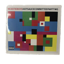 Beastie Boys Hot Sauce Committee Part Two CD NEW SEALED Explicit