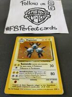POKÉMON SET BASE UNLIMITED MAGNETON HOLO 9/102 PL