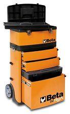 Beta C41h Two Module Tool Trolley - Orange