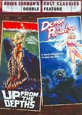 up From The Depths Demon of Paradise 0826663118841 DVD Region 1