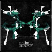 Notions – Rorschach LP # Hardcore - dark green vinyl, ltd. to 300 # NEW