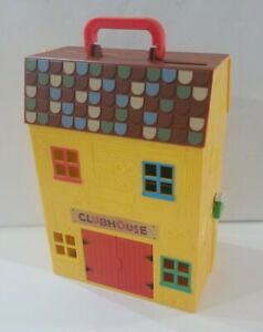 Hey Duggee Squirrel Clubhouse House Building Toy  Jazwares plastic  HOUSE ONLY