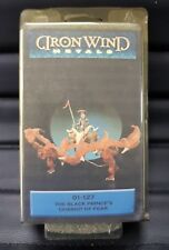 Black Prince's Chariot of Fear Iron Wind Metals MINT box set NIB NEW Fantasy OOP