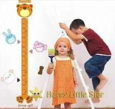Animalgrowing misura grafico Vivaio / Bambini / Ragazzi / Bambini / ragazze adesivo muro