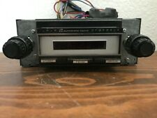 VINTAGE AUTOMATIC RADIO AM/FM 8 TRACK IN DASHER CAR STEREO MADE IN JAPAN