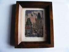 Mini (up to 6in.) Architecture Original Art Prints