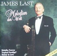 James Last Melodien der Welt (compilation, 58 tracks, Poyldor) [3 CD]