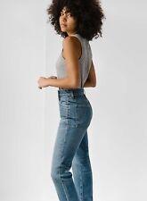 Imogene + Willie Sophie Westen Straight Leg High Rise Jeans 26