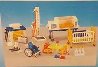 Playmobil 6295 Kinderkrankenstation Kinderstation passend Krankenhaus 6657/4404
