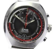 ORIS Chronoris 7564 Date black Dial Automatic Men's Watch_579170
