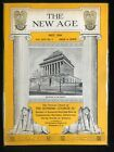 The New Age: The Official Organ of the Supreme Council 33゚, freemason, 1958, may
