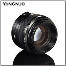 Yongnuo YN85MM F1.8 Standard Medium telephoto Prime auto Focus lens For Canon