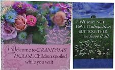 Pictorial Contemporary Decorative Wall Plaques