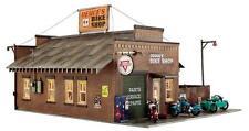 Woodland Scenics BR5846 Deuce's Bike Shop Motorradgeschäft