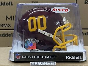 Washington Football Team - Riddell NFL Speed Mini Helmet 2020 DESIGN (Redskins)