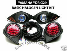 Yamaha G29 YDR Drive Golf Cart 2007'-2016 Halogen LIGHT KIT with LED Taillights