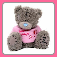 "BRAND NEW ORIGINAL ME TO YOU TATTY TEDDY BEAR 6"" *FRIENDS ALWAYS* *BNIP*"