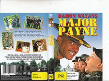 Major Payne-1995-Damon Wayans-Movie-DVD