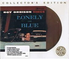 Orbison, Roy Lonely and Blue GOLD CD Mastersound SBM Ne