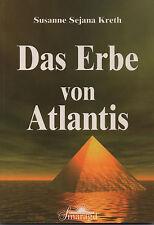 DAS ERBE VON ATLANTIS - Susanne S. Kreth - BUCH