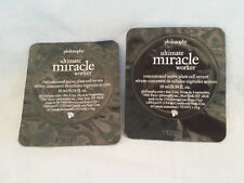 Philosophy ultimate miracle worker concentrated active plant cell serum .34 oz.