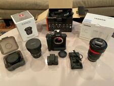 Sony Alpha 7 II ILCE-7M2 Digital Camera- Black, 24.3MP, Tamron 28-75mm F/2.8 Di