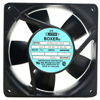 New JAMICON KA1238H1B1N 12038 110V 0.3A double ball AC industrial cooling fan