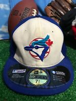 MLB cool base Toronto Blue Jays 7 3/8 new era 5950 Hat Cap Fitted H1