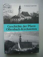 Geschichte der Pfarre Ollersbach-Kirchstetten 1988