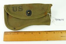 Korean War Era M1910 Us Army Hatchet Axe Carrier Sheath